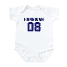 Hannigan 08 Infant Bodysuit
