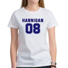 Hannigan 08 Tee