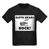 Sloth Bears Rock! T