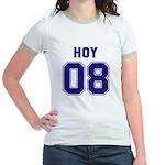 Hoy 08 Jr. Ringer T-Shirt