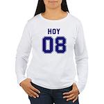 Hoy 08 Women's Long Sleeve T-Shirt