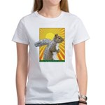 Pop Art Squirrel Women's T-Shirt