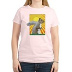 Pop Art Squirrel Women's Light T-Shirt