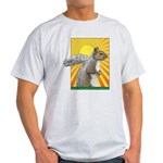 Pop Art Squirrel Light T-Shirt