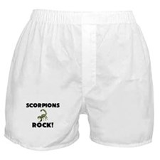 Scorpions Rock! Boxer Shorts