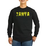 Jamya Faded (Gold) T