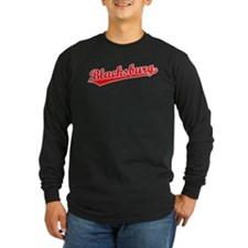 Retro Blacksburg (Red) T