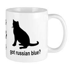 Got Russian Blue? Mug