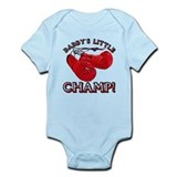 ...Daddy`s Little Champ!... Infant Bodysuit