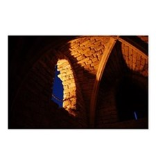 Crusader Castle Postcards (Package of 8)