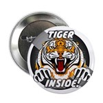 Tiger Inside Buttons (10 pack)