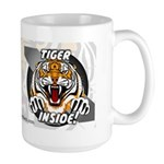 Tiger Inside Large Mug