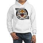 Tiger Inside Hooded Sweatshirt