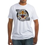 Tiger Inside Fitted T-shirt