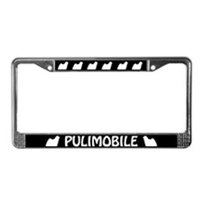 Pulimobile License Plate Frame
