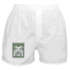 Maya Meetings 2008 Boxer Shorts