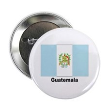 """Guatemala Flag 2.25"""" Button (10 pack)"""