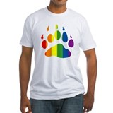Rainbow Bear Paw Shirt