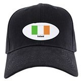 Ireland Irish Flag Baseball Hat