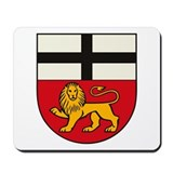 Bonn Coat of Arms Mousepad