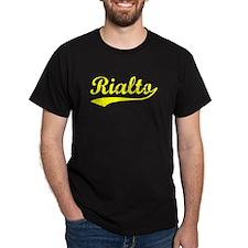 Vintage Rialto (Gold) T-Shirt