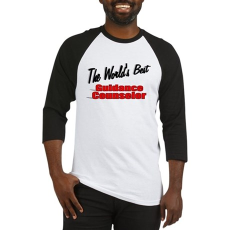 """ The World's Best Guidance Counselor"" Baseball Je"