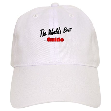 """The World's Best Guide"" Cap"