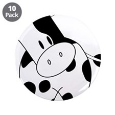 "Unique Udder 3.5"" Button (10 pack)"