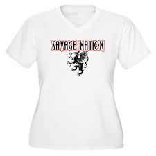 Savage Nation - Heraldry Desi T-Shirt