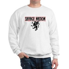 Savage Nation - Heraldry Desi Sweatshirt
