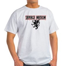 Savage Nation - Heraldry Desi T-Shirt
