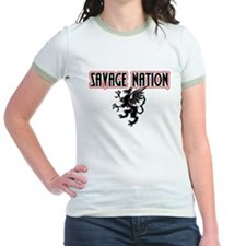 Savage Nation - Heraldry Desi T