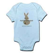 officially bunny-whipped Infant Bodysuit
