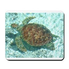 Cute Turtle Mousepad