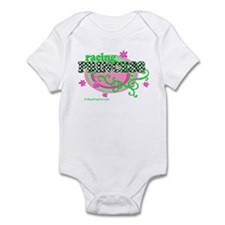 Racing Princess 5 Infant Bodysuit