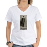 SFPD 1910 Women's V-Neck T-Shirt