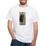 SFPD 1910 White T-Shirt