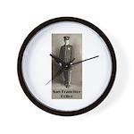 SFPD 1910 Wall Clock