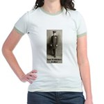 SFPD 1910 Jr. Ringer T-Shirt