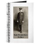 SFPD 1910 Journal