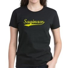Vintage Saginaw (Gold) Tee