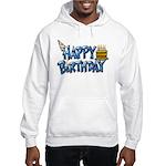 Birthday Boy Hooded Sweatshirt