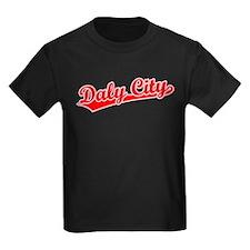 Retro Daly City (Red) T