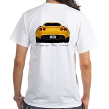 Yellow Elise UK/Enjoy the view. Shirt