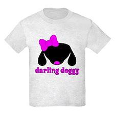 Darling Doggy Kids Light T-Shirt