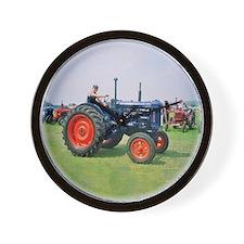 Funny Tractors Wall Clock