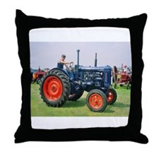 Cool Tractors Throw Pillow