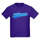 Retro Lilliana (Blue) T