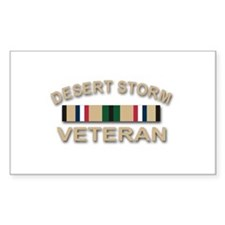 Desert Storm Decal