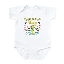 May Day May 1st Birthday Infant Bodysuit